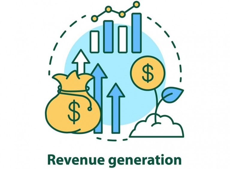 How can an Air Pollution Control System be made source of Revenue generation for an Industry?
